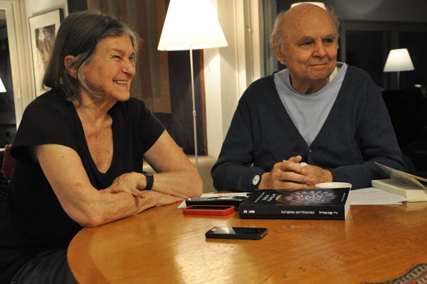 Vera-Ronnen-and-Moshe-Zarhy