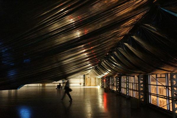 installation-at-designeast-osaka-2013