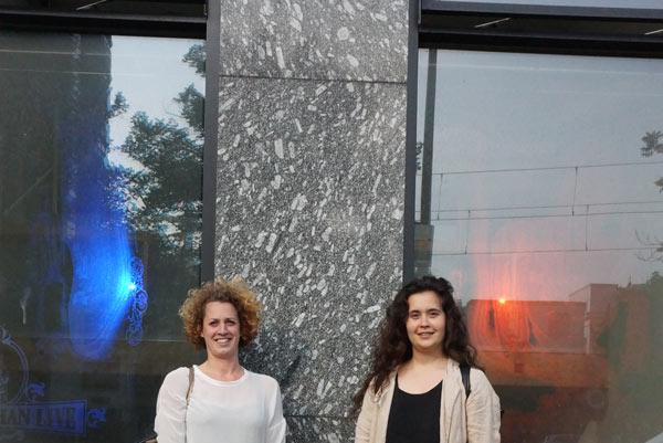 Marina-Elenskaya-and-Sarah-Mesritz-rotterdam