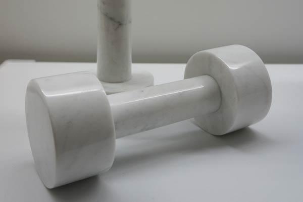 marble-dumbel